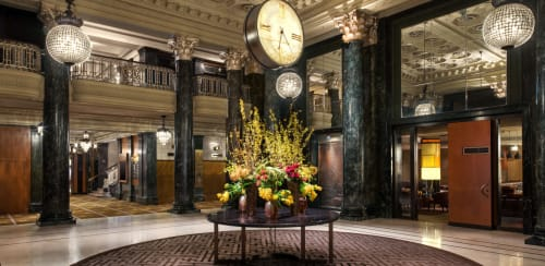 Westin St. Francis, Hotels, Interior Design