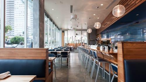 Maradentro Brentwood, Restaurants, Interior Design