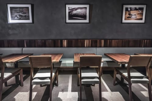 SUGARFISH by sushi nozawa, East 20th Street, Restaurants, Interior Design