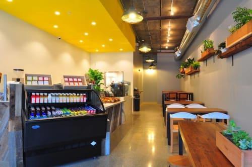 Impresso Cafe, Cafès, Interior Design