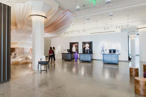 21c Museum Hotel Oklahoma City, Hotels, Interior Design