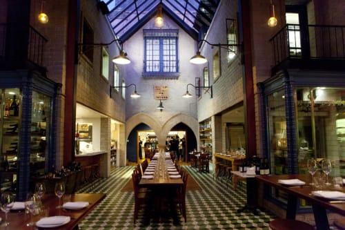 République, Bakeries, Interior Design