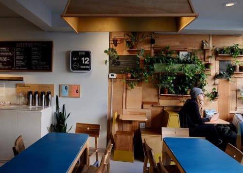 O Cafe, Cafès, Interior Design