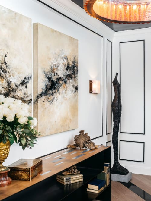 Interior Design by Scott Robert Design seen at SF Decorator Showcase 2019, San Francisco - Interior Design