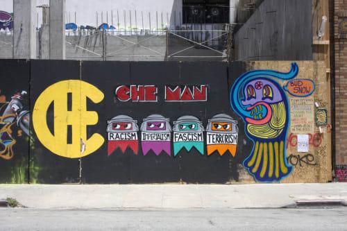 Michael Che Romero - Street Murals and Public Art