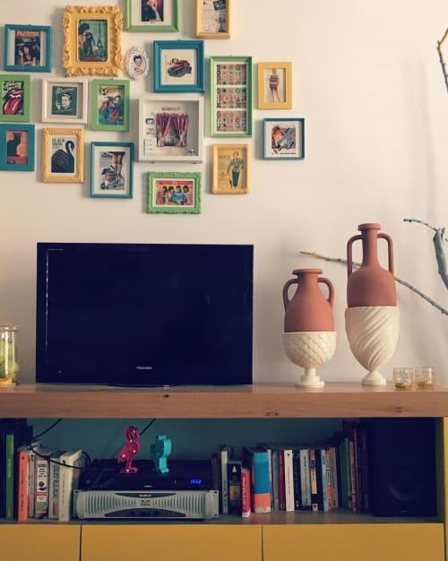 Vases & Vessels by BATIT Studio seen at Private Residence, Tel Aviv-Yafo - HYBRIDS
