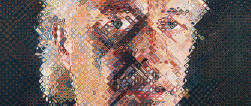 Chuck Close - Art