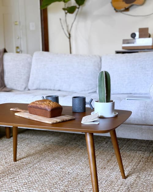 Vases & Vessels by Stone + Sparrow seen at Private Residence, Pittsburgh - Handmade Ceramics