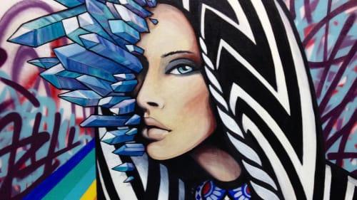 KAZILLA - Street Murals and Public Art