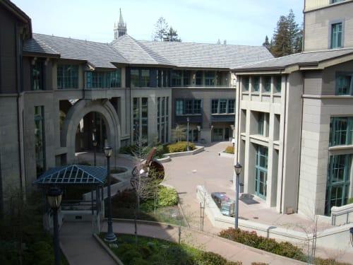 Haas School of Business, Public Service Centers, Interior Design