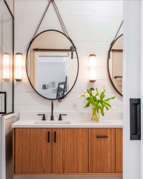 Interior Design by Jasmin Reese Interiors seen at Private Residence, Chicago - Interior Design