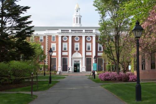 Harvard Business School, Public Service Centers, Interior Design