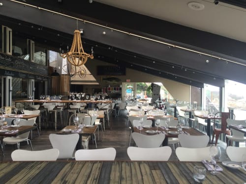 La Costanera, Bars, Interior Design