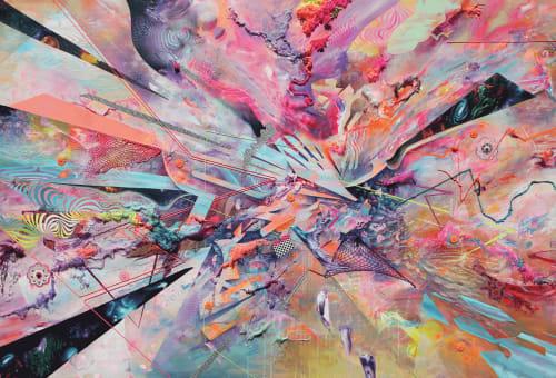 Damon Soule - Murals and Art
