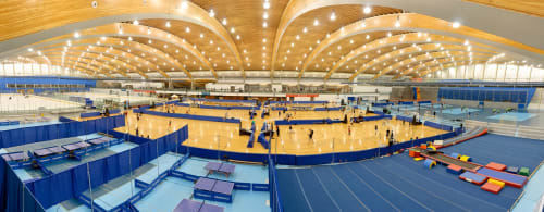 Richmond Olympic Oval, Richmond, BC