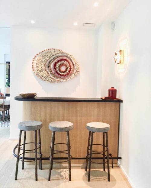 Art & Wall Decor by Tammy Kanat seen at Private Residence, Melbourne - SANDROCK