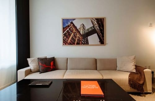 Photography by Jay B. Wilson Photography seen at Andaz 5th Avenue, New York - Buildings
