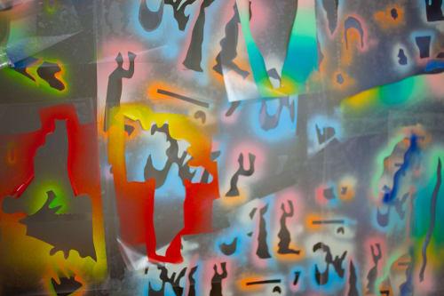 Morgan Blair - Murals and Art
