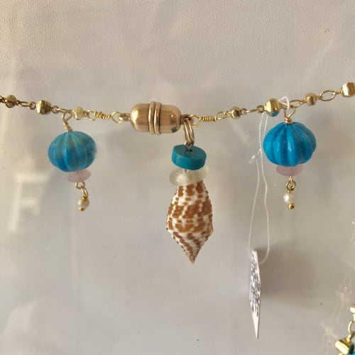 Apparel & Accessories by Christa Wilm seen at The Collective Palm Beach, Palm Beach - Charm Necklace