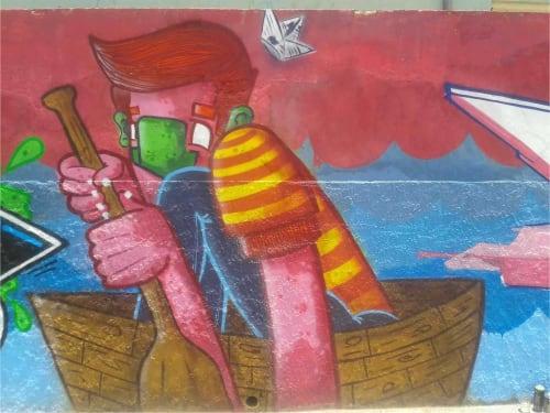 ApáOne - Murals and Art