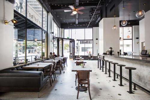 Ledlow, Restaurant, Interior Design