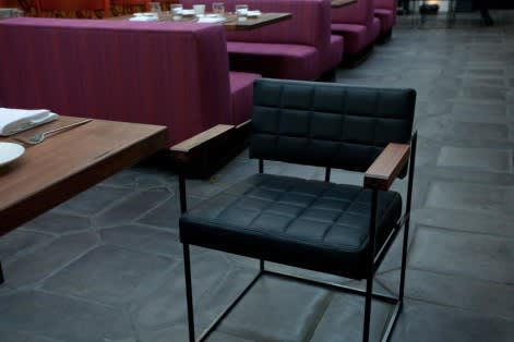 Chairs by District Mills at Redbird, Los Angeles - Chairs