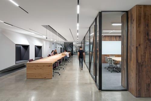 Uber HQ, Offices, Interior Design