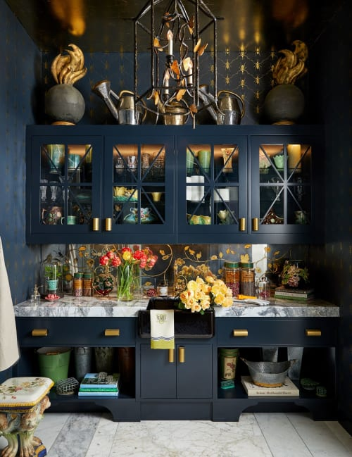 Interior Design by Kari McIntosh Design seen at SF Decorator Showcase 2019, San Francisco - Interior Design