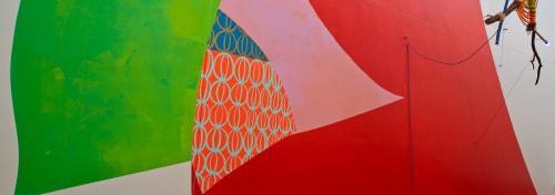 Jessica Stockholder - Sculptures and Art