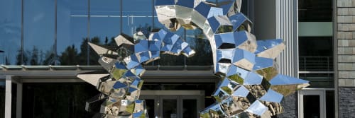 Heath Satow - Public Sculptures and Sculptures