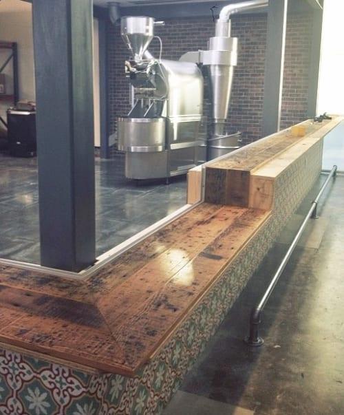 Tables by Monkwood at Dripp - Chino Hills, Chino Hills - Viewing and Tasting Bar