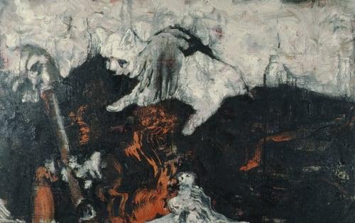 Arlan Huang - Wall Hangings and Art