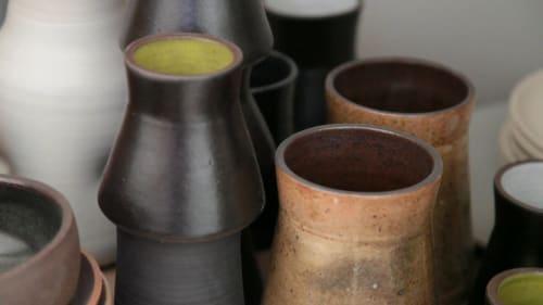 Mirena Kim Ceramics - Plates & Platters and Lamps
