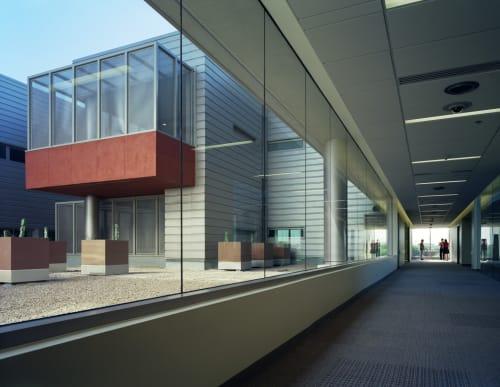 Behavioral Health Pavilion, Public Service Centers, Interior Design