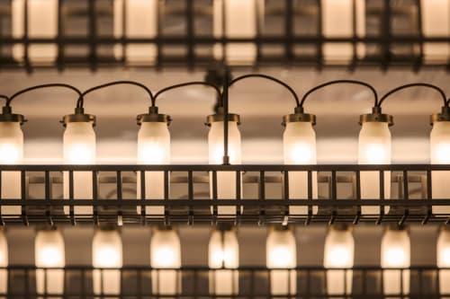 Pendants by deLighting Art at Plat du Jour - Lait Lumière