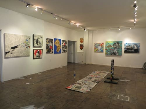 The Gabba Gallery - Los Angeles, CA