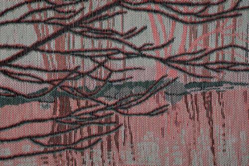 Rugs by Outi Martikainen seen at Ravintola Nolla, Helsinki - Cadence