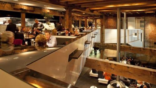 Twenty Five Lusk, Night Clubs, Interior Design