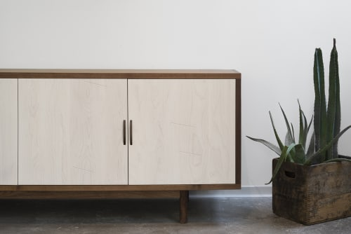 Furniture by Robert Sukrachand at Etsy, DUMBO, Brooklyn - Credenza