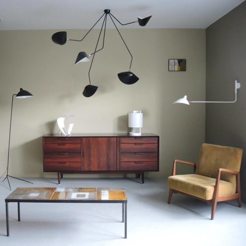 Serge Mouille - Lighting and Lamps