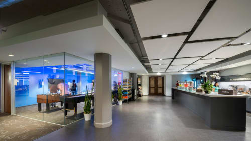 Twitter HQ, Offices, Interior Design