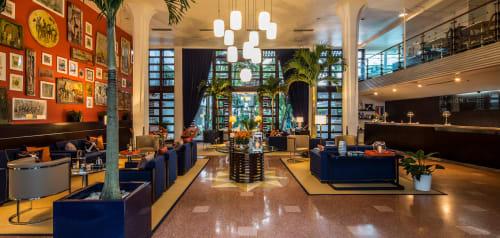 Albion Hotel South Beach, Hotels, Interior Design
