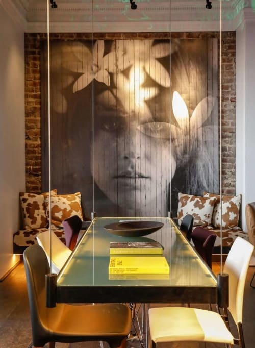 Art & Wall Decor by Antonio Mora seen at Hotel Zeppelin, San Francisco - Grace Slick's Portrait