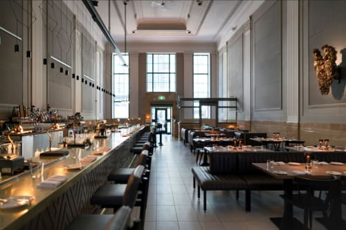 Riviera, Ottawa, Restaurants, Interior Design