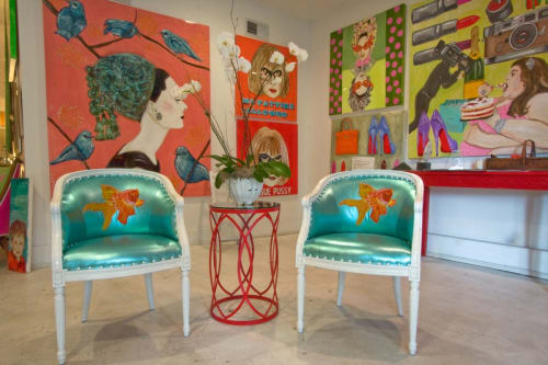 Art & Wall Decor and Interior Design by Ashley Longshore