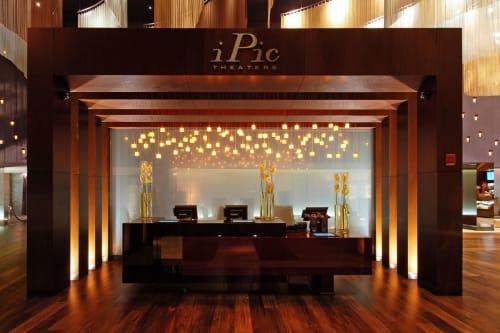 iPic Theater, Houston Texas, Event Venues, Interior Design