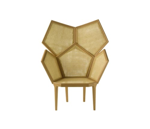 Chairs by Philippe Bestenheider Design Studio seen at Dropbox Headquarters SF, San Francisco - Lui 5