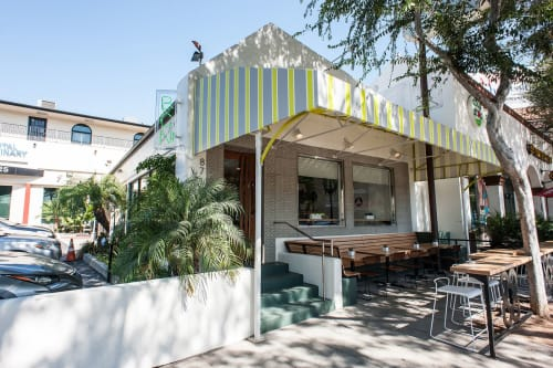 BCN, Restaurants, Interior Design