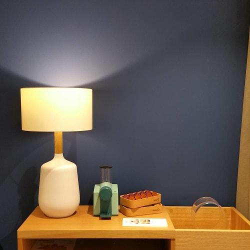 Lamps by Valditaro seen at Feira Internacional de Lisboa, Lisboa - Duo Lamp