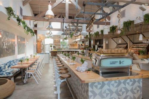 The Butcher's Daughter - Venice, Restaurants, Interior Design